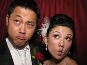 <strong>Everyone gets a little more silly in our Photo Booth!</strong>