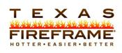 <strong>New Logo for Texas Fireframe Company in celebration of its 35th anniversary</strong>