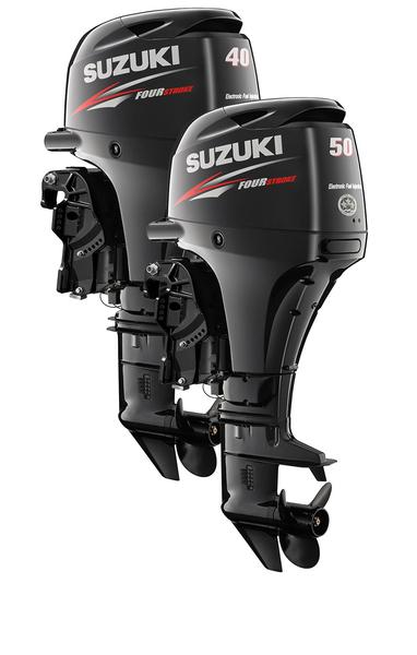 Suzuki 40 hp boat motor all boats for Suzuki 40 hp outboard motor
