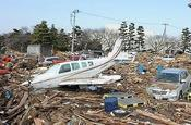 <strong>Japan Earthquake And Tsunami Aftermath.</strong>