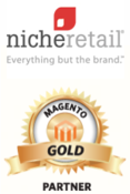 <strong>Niche Retail Achieves Gold Status with Magento Commerce</strong>