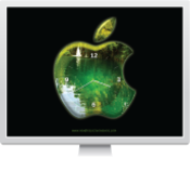 <strong>nfsWaterfallinApple is a free mac screensaver, featuring an animated waterfall inside an apple. The audio background of birdsong and water can be muted.</strong>