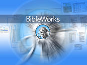 <strong>Download a free wallpaper of BibleWorks 9 for your computer screen.</strong>