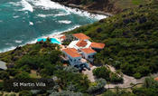<strong>A beautiful Saint Martin villa located on a private beach</strong>