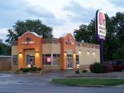 <strong>Exterior, commercial job on Taco Bell in Xenia</strong>