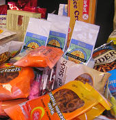 <strong>We have a big selection of Mixes, Snacks, Candy and Baked Goods that are allergen and gluten free!</strong>