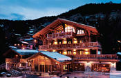 <strong>&quot;Dubbed the 'Best chalet in the world' this luxury chalet sleeps 18 guests in utter splendour and covers an incredible 3000sqm.&quot;</strong>