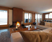 <strong>&quot;Situated in the heart of Verbier this luxurious apartment is in the heart of the action yet acts as a heavenly retreat to those staying in.&quot;</strong>