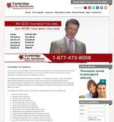 <strong>Cambridge Life Solutions announces new website & new spokesperson: Alan Thicke</strong>