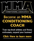 <strong>Become a Certified MMA Conditioning Coach</strong>