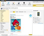 <strong>Games.mob.org - is an online catalogue with hundreds of free mobile games.</strong>