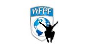 <strong>Logo for the WFPF- World Freerunning Parkour Federation - the acknowledge world leader and federation for the Parkour/Freerunning Sports Movement</strong>