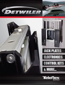 <strong>Teleflex Marine has produced a new catalog for Detwiler Jack Plates.</strong>