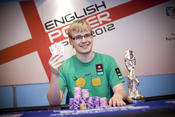 <strong>Mickey Petersen becomes the Poker King of England</strong>