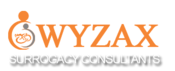 <strong>Wyzax Surrogacy Consultants Logo</strong>