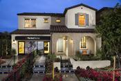 <strong>Pardee's Community of the Year Finalist Sorrento Heights in San Diego has upscale architecture, earth-friendly standards and enclave location.</strong>