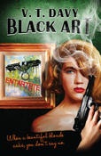 <strong>Artwork for the cover of &quot;Black Art&quot; by V.T.Davy</strong>