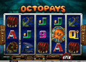 <strong>Octopays slot is 5 reel, 243 ways to win</strong>