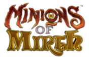 <strong>Minions of Mirth Logo</strong>