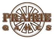 <strong>The logo for Prairie Games, Inc.</strong>