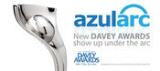 <strong>Main Image of Davey Award with Azul Arc logo</strong>