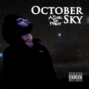 <strong>Album cover for October Sky</strong>