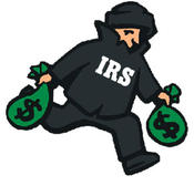 <strong>Thief of the IRS</strong>