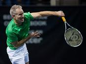 <strong>Tennis Hall of Famer John McEnroe To Play in First Annual Necker Cup</strong>
