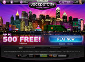 <strong>JackpotCity Casino, powered by Microgaming software since 1998</strong>