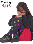 <strong>Country Kids Dot Tights</strong>
