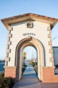 <strong>Entering Questa, fourth village of Mountain House. Questa's neighborhoods offer quality new-home ownership opportunities, close to a park and acclaimed K-8 school.</strong>