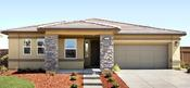 <strong>Miramonte by Standard Pacific Homes offers distinctive designs in the village of Questa at Mountain House, including this popular single-story plan.</strong>
