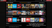 <strong>RabbitTV is the largest virtual guide of popular television, movies, and music content sources - 10,000+ channels online</strong>