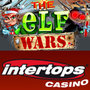 Rebellious Rudolph Battles Santa and his Elves in Intertops Casino's New 'The Elf Wars' Slots Game