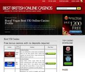 <strong>Best British Casinos</strong>