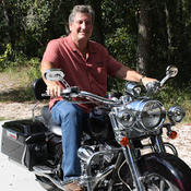 <strong>Personal Injury Lawyer Randall Love Enjoys Riding His Motorcycle On Weekends With His Wife Through Out Pasco, Pinellas, Hillsborough & Hernando County FL.</strong>