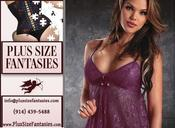 <strong>http://www.PlusSizeFantasies.com adds a little spice to your life. We are bringing to the world high quality plus size lingerie & intimate apparel, & plus size women's clothing at affordable prices.</strong>