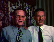 <strong>Dr. Bob and Bill Wilson met in May 1935 and found sobriety by sharing their struggles and helping others with the same addiction.</strong>