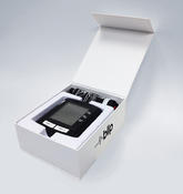 <strong>Worlds 1st Wi-Fi Blood Pressure Monitor- just use your home Wi-Fi to upload and track readings</strong>