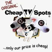 <strong>CheapTVSpots.com helps entrepreneurs, SMBs, and start-ups advertise on television like the Big Guys with award-winning commercials and targeted media. That's why we say &quot;only our PRICE is cheap!&quot;</strong>