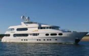 <strong>A fantastic example of elegance and engineering from one of America's premier shipyards, Christenson. At 44.5m long M/Y PART GIRL can accommodate 12 guests in six cabins comfortably.</strong>