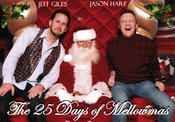 Banner For The 25 Days Of Mellowmas