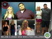 <strong>Melanie has won 3 Weight Loss Challenges that we have coached. Amazing weight loss success story.</strong>