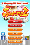 <strong>Syncroz - Connect Free is the newest connect puzzle game created by the Funky Squid Games.</strong>