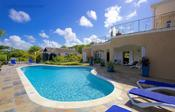 <strong>The swimming pool at Mi Amor Villa in Silver Sands Jamaica.</strong>