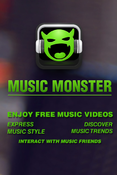 <strong>It allows users to search and play free music videos, check out music rankings & styles, interact with friends as well as share music interests easily.</strong>