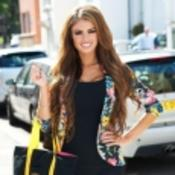 <strong>Chloe Simms gets hair extensions at Tatiana Hair Extensions</strong>