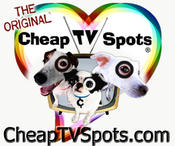 <strong>At CheapTVSpots.com, we LOVE to make you look great! World renowned TV agency for entrepreneurs, SMBs, and start-ups.</strong>