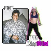 MARINA Kamen aka MARINA - Before & After losing 100 Pounds