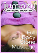 This NCBTMB approved online e-learning continuing education (CE) course on stone massage includes written text, video excerpts, and step-by-step demonstrations of stone massage.